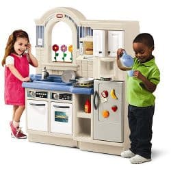 Inside/Outside Cook 'n Grill Kitchen CXC TOYS