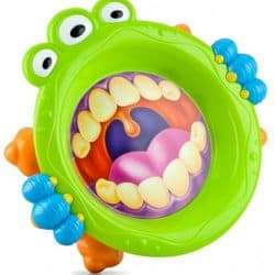 NUBY Deluxe i Monster Toddler Feeding Set-CXCTOYS-CYPRUS