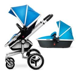 cyprus pram stroller silver cross CXC Toys & Baby products online