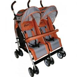 twin baby stroller-cxctoys-cyprus