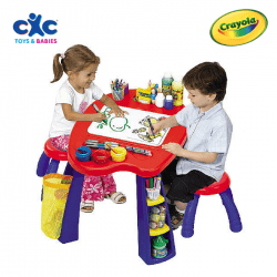 creativity play station crayola cyprus 1
