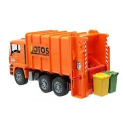 MAN TGA REAR LOADING GARBAGE- TRUCK-CXCTOYS-CYPRUS
