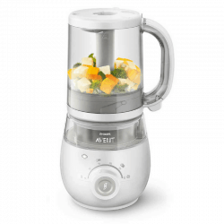 PHILIPS AVENT- 4 in 1 Healthy Food Maker-cxctoys-limassol-cyprus