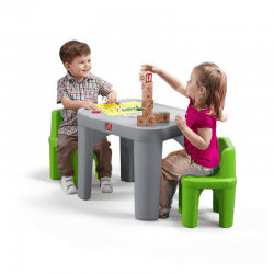 Step2 Mighty My Size Table & Chairs Set-cxctoys-limassol-cyprus