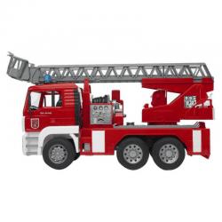 Bruder - MAN Fire Engine-cxctoys-limassol-cyprus