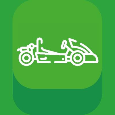 Pedal Go-Karts