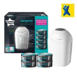 Tommee Tippee Sangenic Nappy Disposal System-cxctoys-limassol-cyprus