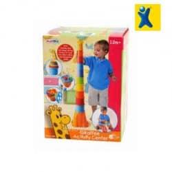 Giraffee activity center-playgo-toys-cxctoys-limassol