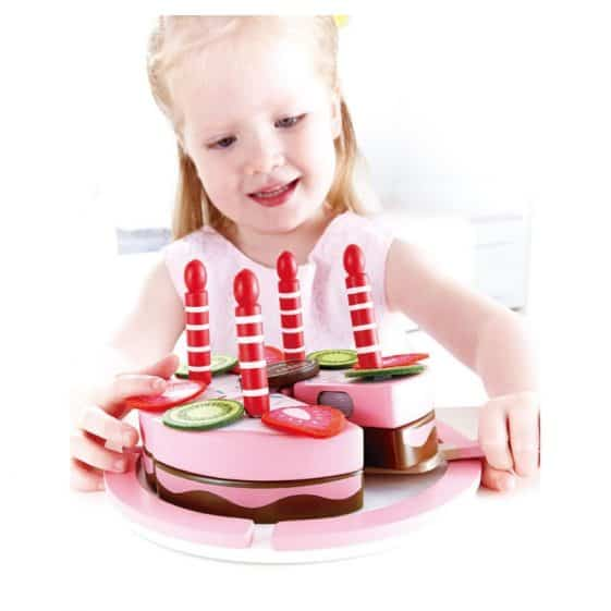 birthday cake-limassol-cyprus-hape-wooden