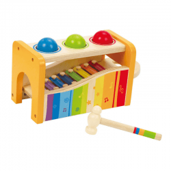 wooden toys-limassol-Pound and Tap Bench-cxctoys