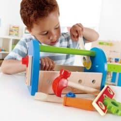 fix it tool box-hape-toys-wooden-cxctoys