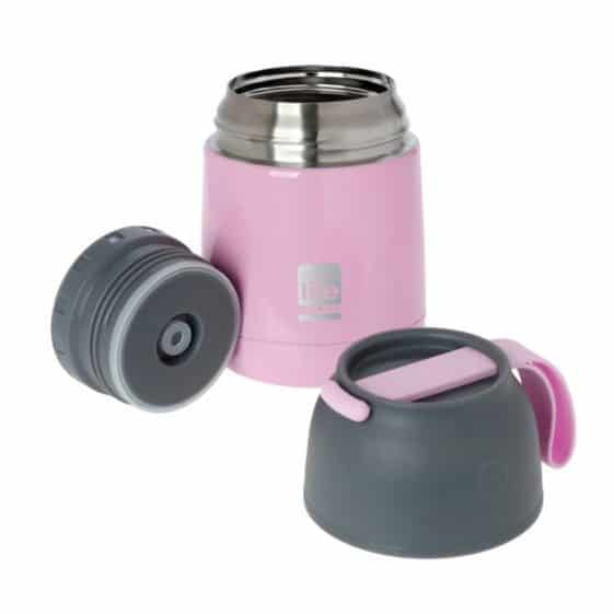 ecolife-pink-Baby Food Container-Stainless Steel Warmer-cxctoys-limassol