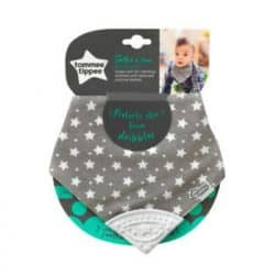 Tommee Tippee Teethe and Chew Bandana -cxctoys-limassol