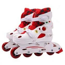 Inline Skating Shoes-Ferrari -cxctoys-limassol