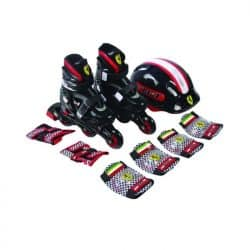 Ferrari Skate Inline FK7-1 black-cxc-limasol