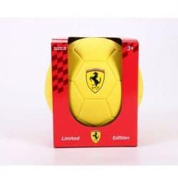 ferrari - size 5-cxctoys-ball-yellow