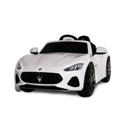 Maserati GL Electric Car (white