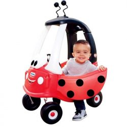 cozy coupe-littletikes-ladybird