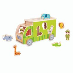 Animal Sorting Truck-cxctoys-limassol-cyprus