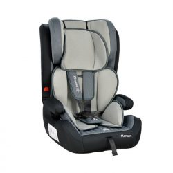 Car Seat Monaco Grey -cxctoys-limassol-cyprus
