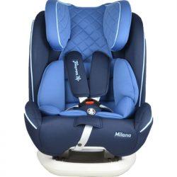 Car Seat Isofix- Milano-Navycxctoys
