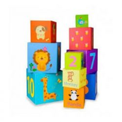 Classic World-Stacking Cubes-cxctoys-limassol-cyprus