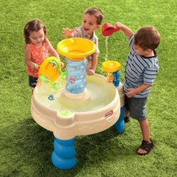 Little Tikes-Spiralin' Seas Water Table-cxctoys-limassol