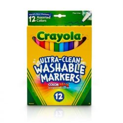 Crayola Ultra Clean Washable-Markers-cxctoys-limassol-cyprus