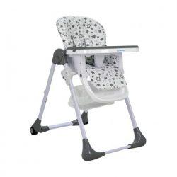 High chairs-Happy Grey-cxctoys-limassol-cyprus