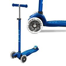 Maxi Micro Deluxe-Blue LED-cxctoys-limassol-cyprus