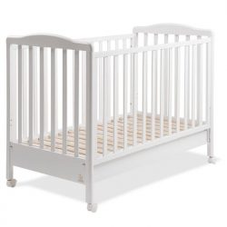 Italbaby Flash Natural-Wood-Cot Bed-cxctoys-limassol