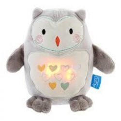 Ollie the Owl Light and Sound Grofriend-cxctoys