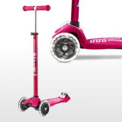 Maxi Micro Deluxe-pink LED-cxctoys-limassol-cyprus